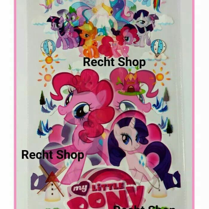 Jual Plastik Snack Dan Souvenir Ulang Tahun Karakter My Little Pony Kota Bekasi Recht Shop Tokopedia