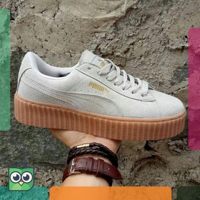 Sepatu Cewek Puma Rihanna Creepers Fenty - Daftar Harga Terlengkap ... 0efa61c19a