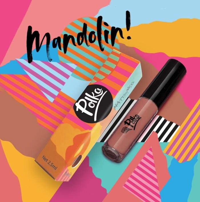 harga Mandolin polka matteness lip lacquer Tokopedia.com