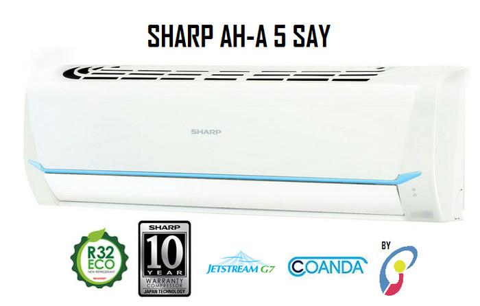 Jual Ac Sharp Standard 1 2 Pk 0 5 Pk Ah A 5 Say Dki Jakarta Solusi Ac Murah Tokopedia