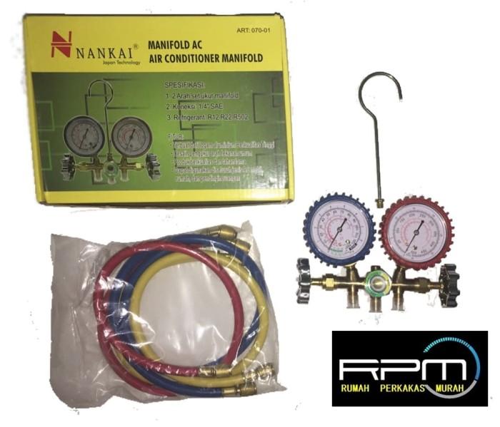 Perkakas Nankai Manifold AC - Peralatan AC Perkakas Tool