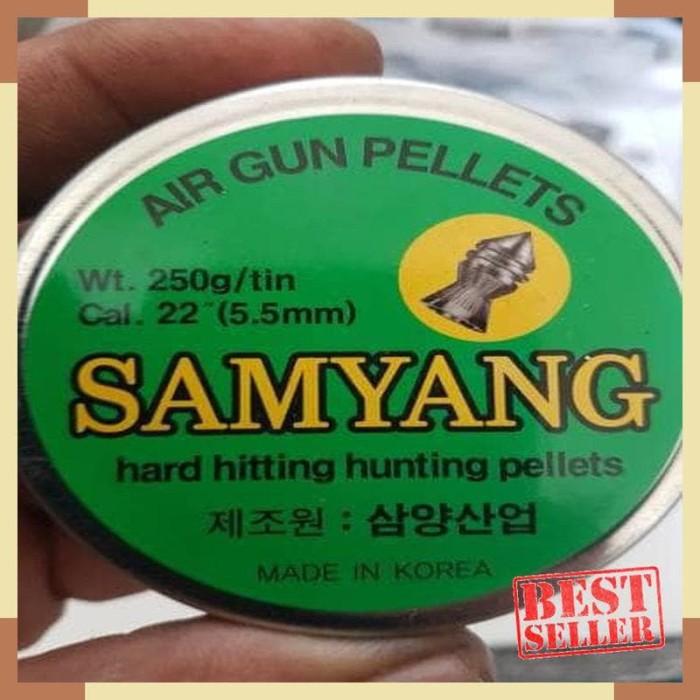harga Airsoft Gun - mimis samyang lancip cal 22/5-5 mm Tokopedia.com
