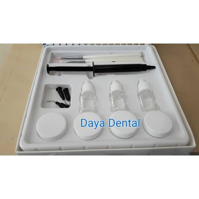 Harga Dental Bahan Bleaching Gigi Pemutih Gigi Whitening Teeth Bahan