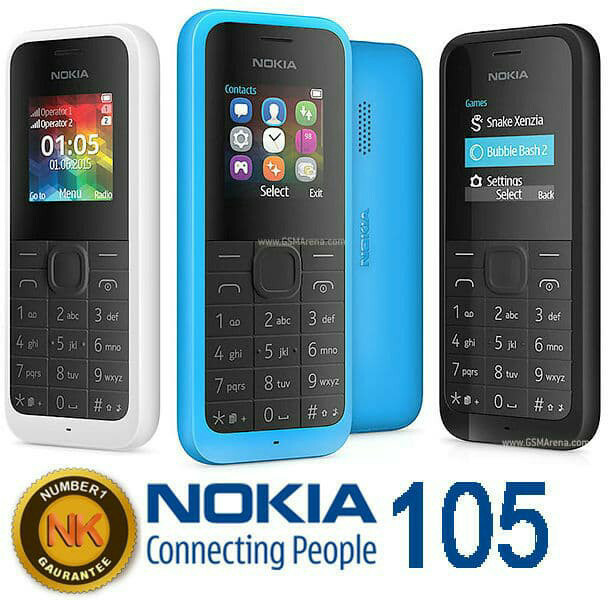 Foto Produk Nokia 105 dari markonahshop
