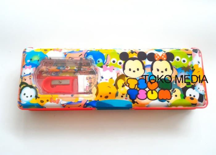 harga Kotak / tempat pensil magnet 2 sisi + isinya tsum tsum Tokopedia.com