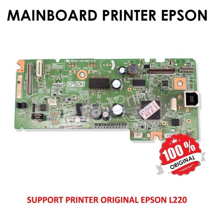 harga Fast print mainboard original epson l220 Tokopedia.com