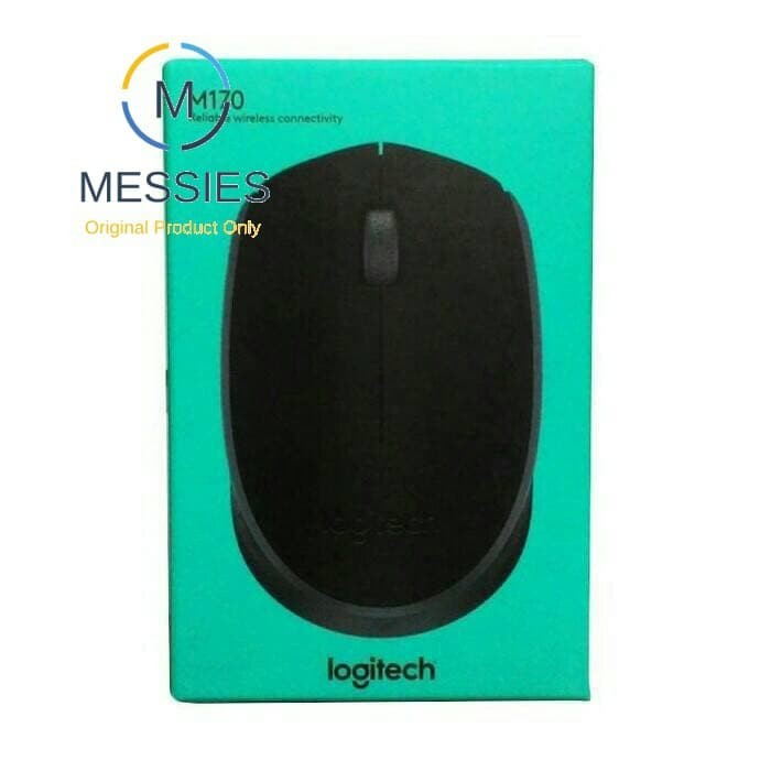 Foto Produk LOGITECH M165 WIRELESS MOUSE dari Messies Shop