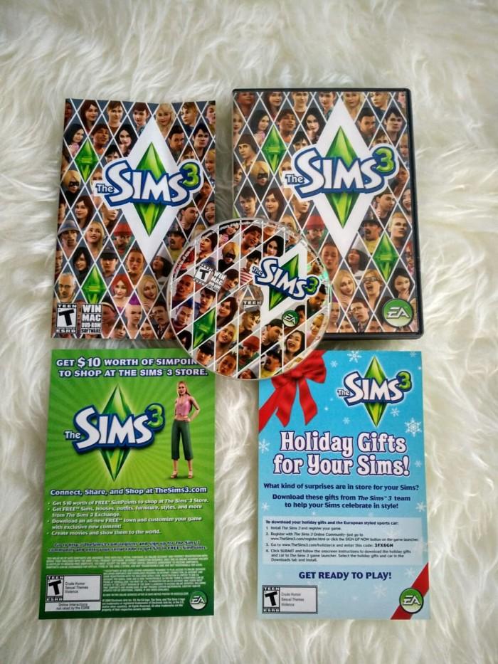 Jual PC Original Games The Sims 3 + Expansion Pack + Stuff Pack + Sims City  - Kota Banjarmasin - Exit-9   Tokopedia