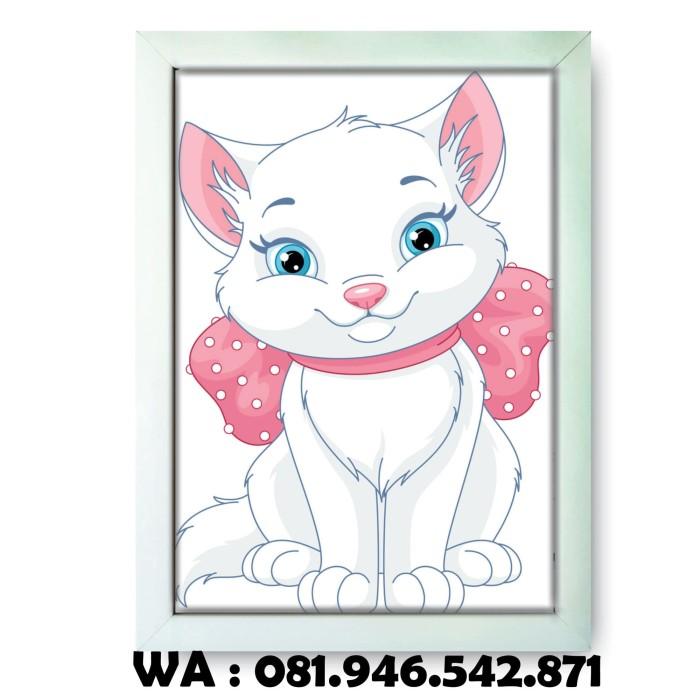 Jual Poster Kucing Hilang Poster Kucing Lucu Poster Kucing Anggora Kota Malang Fusagi Tokopedia