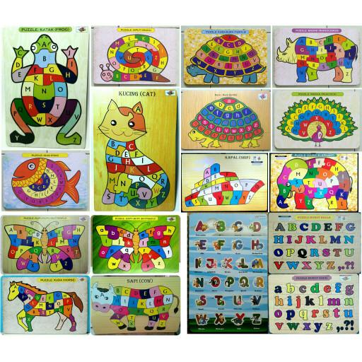 78+ Gambar Abjad Untuk Anak Tk Paling Keren