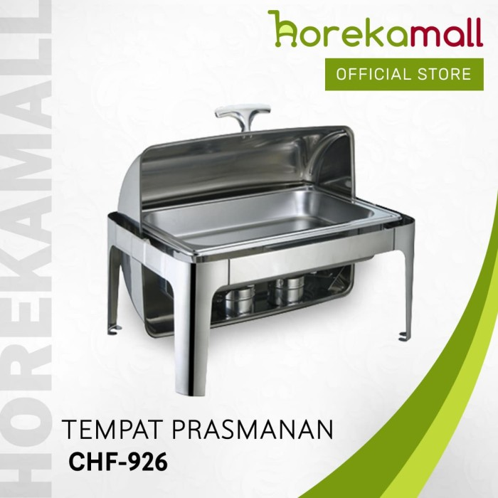harga Rolltop cafhing dishes 9 liter stainless steel mutu chf-926 Tokopedia.com