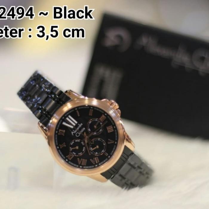 harga Jam tangan alexander christie original ac 2494 Tokopedia.com