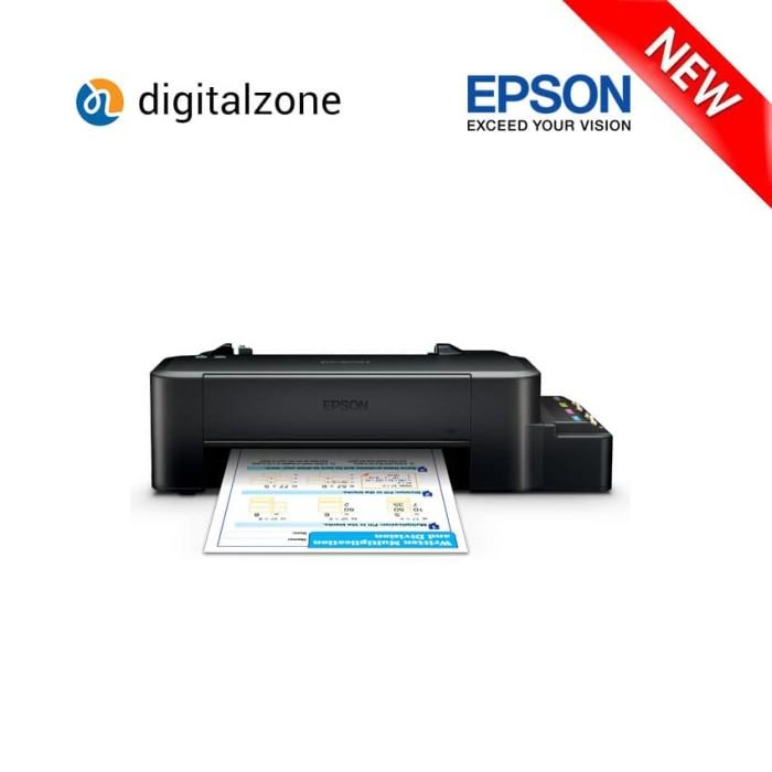 harga Epson l120 ink tank printer - fast and cost-effective Tokopedia.com