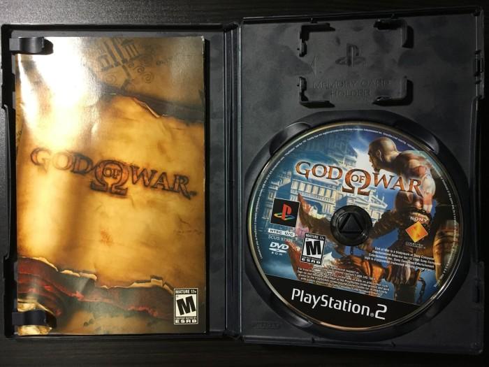 Jual God Of War PS2 Game - Kota Surabaya - Gang Gang Store | Tokopedia