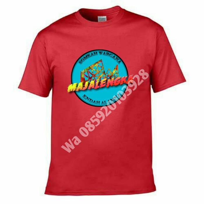 Jual Tshirt Majalengka Kota Tangerang Jrs Tshirt Custom Tokopedia