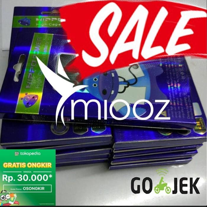 harga Hippo baterai blackberry bold onyx ms1 9900 9700 2350 mah garansi Tokopedia.com