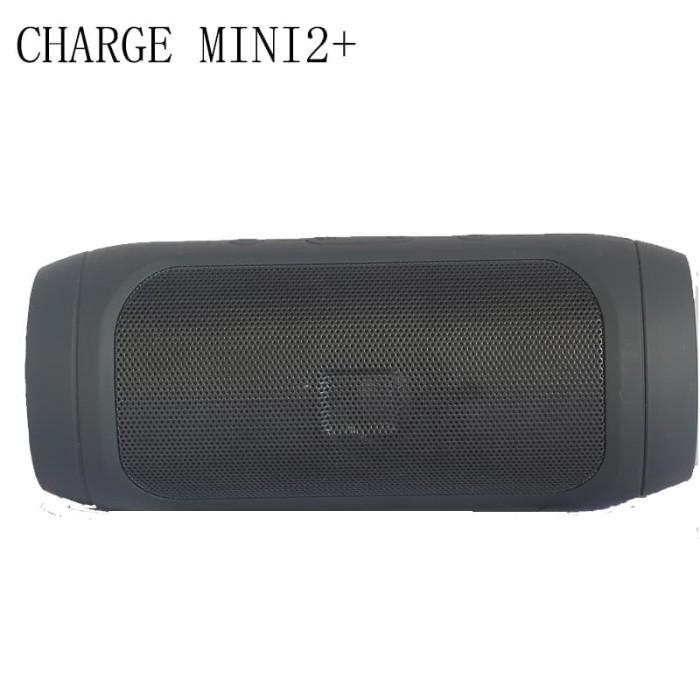 harga Charge mini2+ perfect choice bluetooth portable speaker original - hitam Tokopedia.com