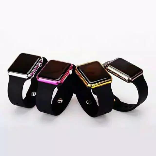 Jual Jam Tangan Led Apple Watch Kw Replika Iwatch