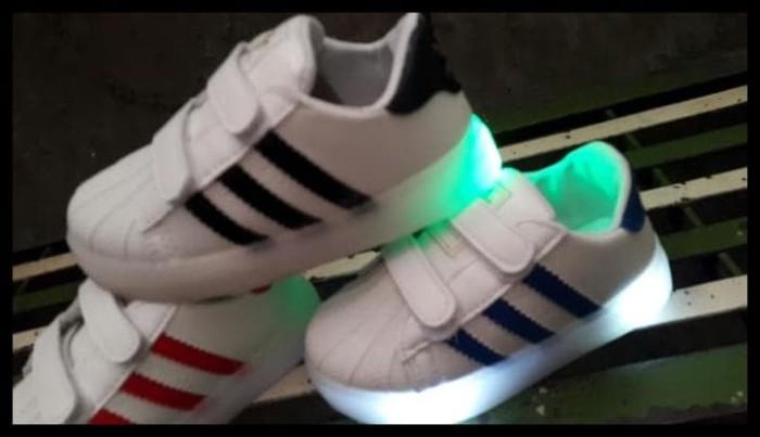 adidas led shoes
