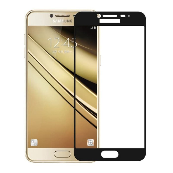 Tempered Glass 6D Full Cover Samsung Galaxy J5 prime - Screen Guard