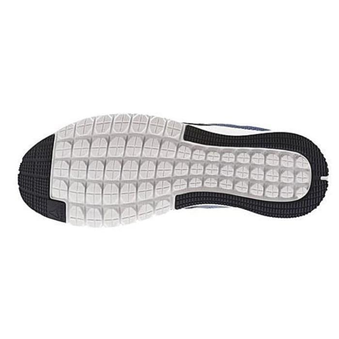 Reebok Print Lite Rush M Running Shoes Sepatu Olahraga Pria - Nav  CM8 -  4af6b365f0