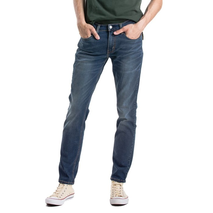 Levi's 511 slim fit crater lake cool 04511-2969 size-34
