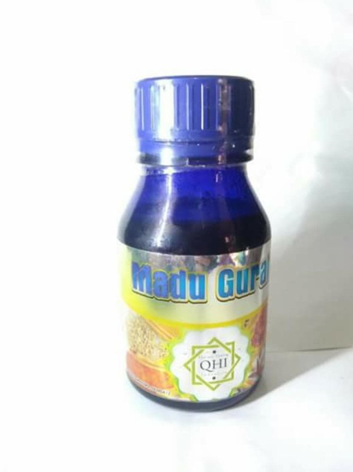 Madu Gurah QHI Ruqyah Herbal