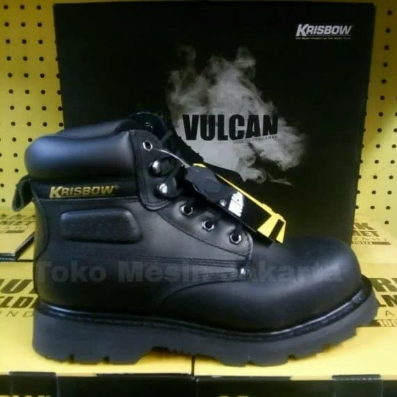 Jual Krisbow Sepatu Safety Vulcan Kota Bandung Lati Shoop6