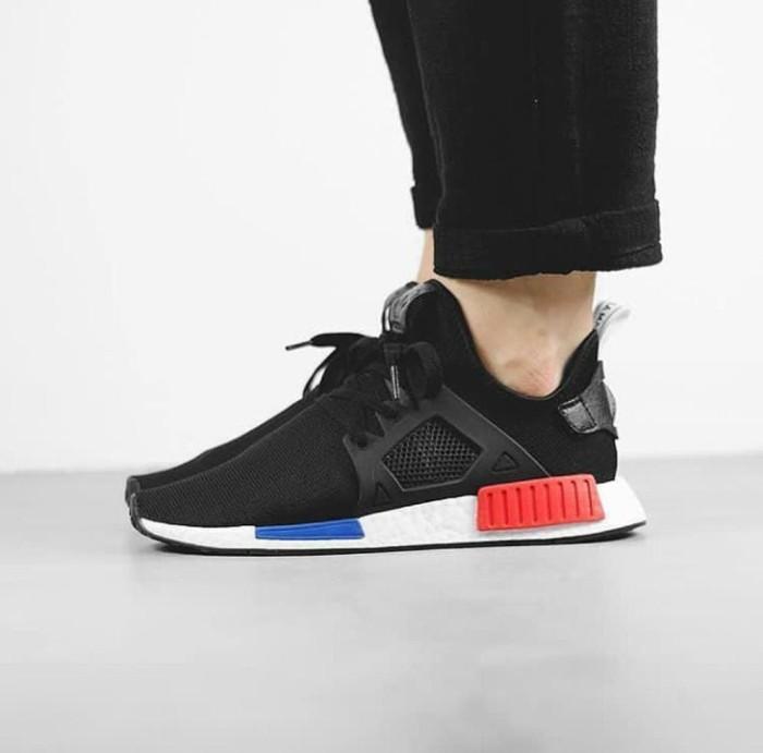 new styles 02d5e c4d61 Jual Adidas Nmd Xr1 Og Pk Black Red Blue Best Quality - Jakarta Barat -  Amandaaqilla | Tokopedia