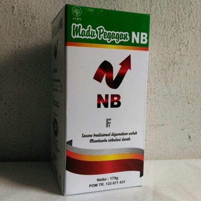 Herbal |Madu Madu Pegagan Nb (Nutribrain) F1