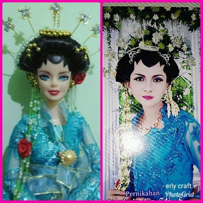 Jual Barbie Baju Adat Jawa Tengah Souvenir Handmade Kab Kudus Tegar Souvenir Tokopedia