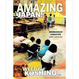 Jual bagbigbook Amajng Japan - Weedy Koshino - DKI Jakarta - bag big on