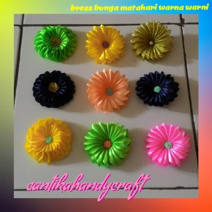 Jual Bros Bunga Matahari Warna Warni Kab Bekasi Cantikahandycraft Tokopedia