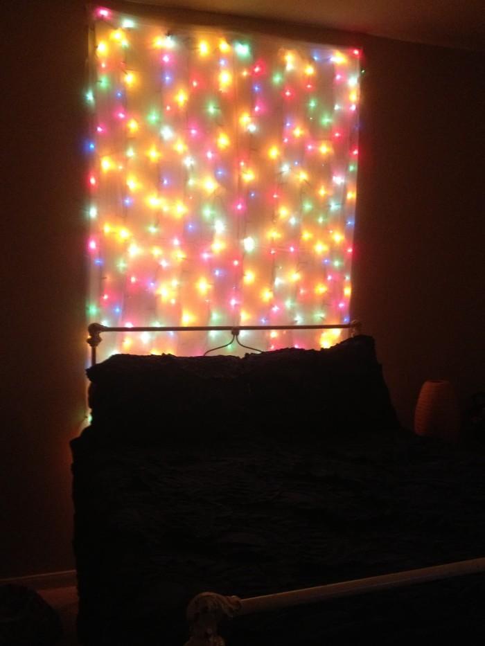 Desain Kamar Tidur Lampu Tumblr jual ricelamp tumblr lamp lampu natal lampu beras rainbow kota surabaya cotton light craft tokopedia