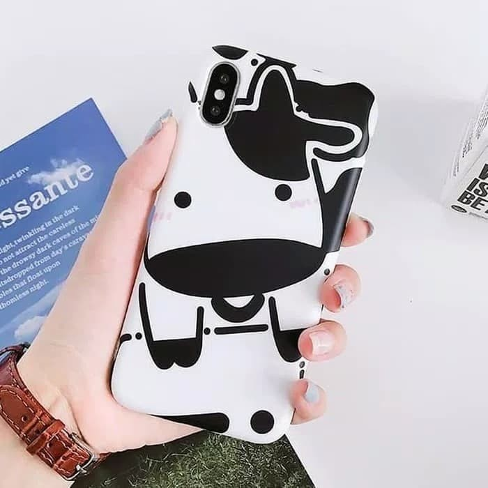 harga Softcase cute cow for oppo f1s / a59 / soft case / silikon / casing Tokopedia.com