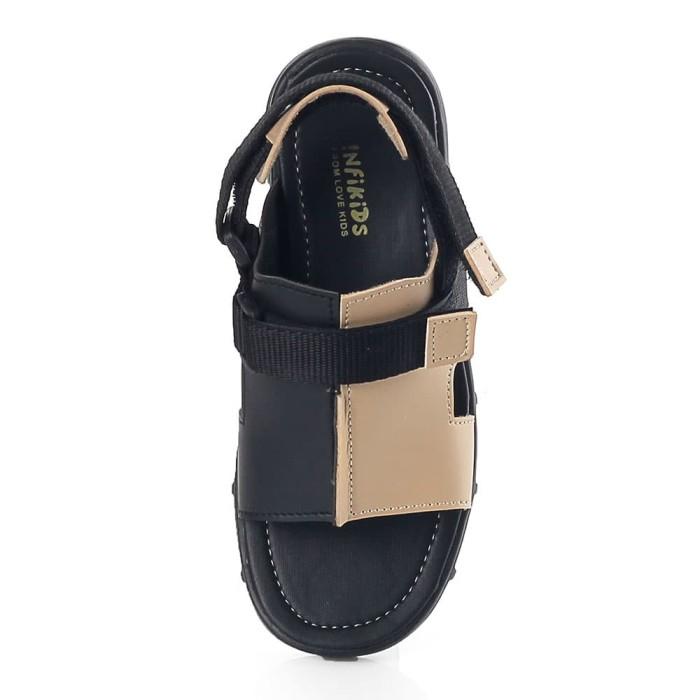 Ipkiia Sepatu Sandal Gunung Casual Santai Anak Laki - Laki Cowok, 30 - 35