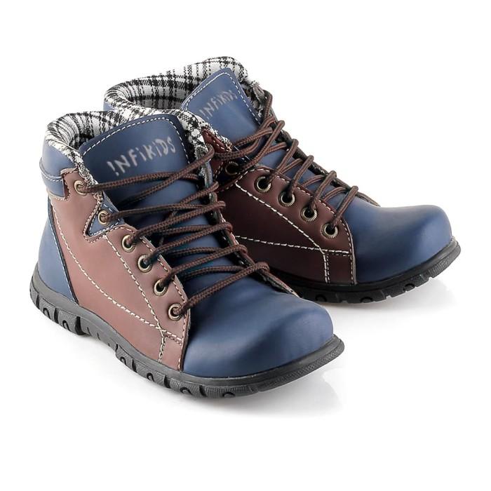 harga Ivrcca Sepatu Boot Outdoor Anak Laki - Laki Cowok Perempuan Cewek, 25 - 30 Blanja.com