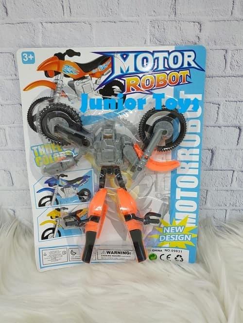 harga Mainan Robot Motor Blanja.com