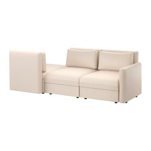 Jual Ikea Vallentuna Sofa Bed Sofa Tempat Tidur 266x113x84 Cm Hijau Muda Kab Tangerang House Of Ikea Tokopedia