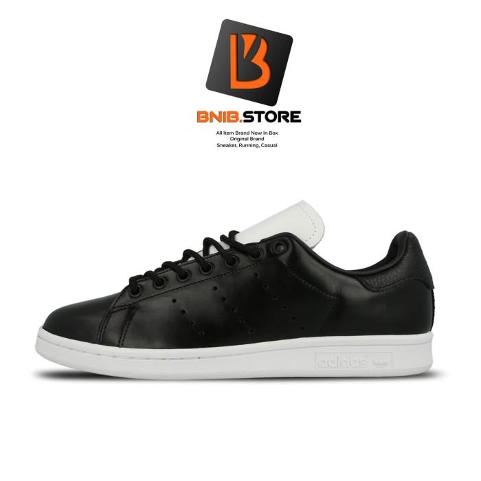 Jual Adidas Stan Smith Black S80018