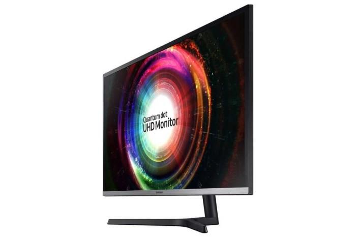 Jual Samsung Qled Design Gaming Monitor 32 Inch U32h850 U32h850ume