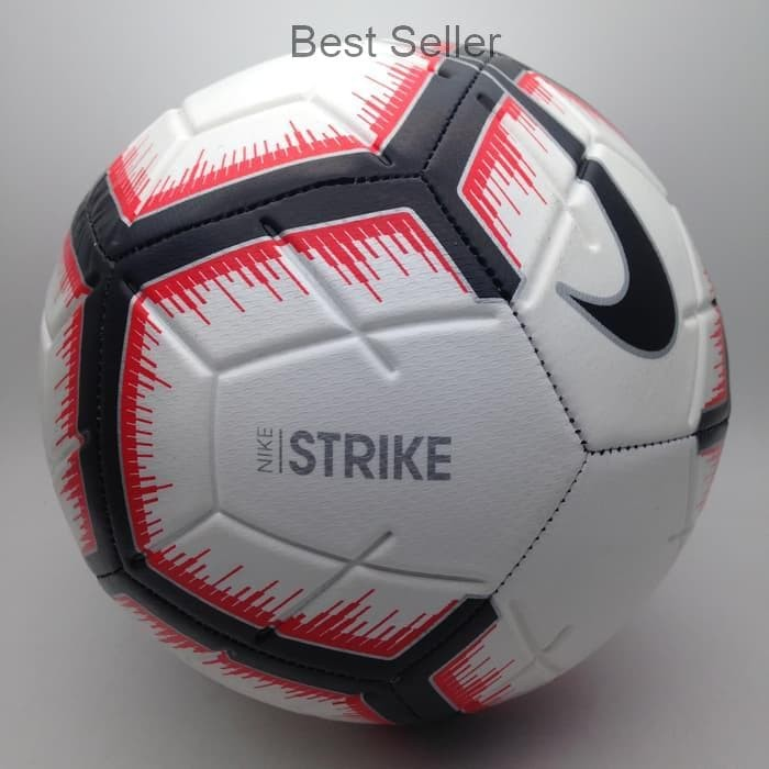 Harga Bola Soccer Nike Strike Event Pack White Sc3496 100 Original ... 6d602c7356691