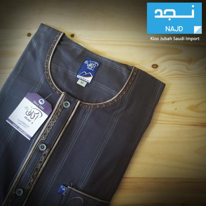 harga Jubah saudi impor merk ikaf seri koshibo lengan panjang Tokopedia.com