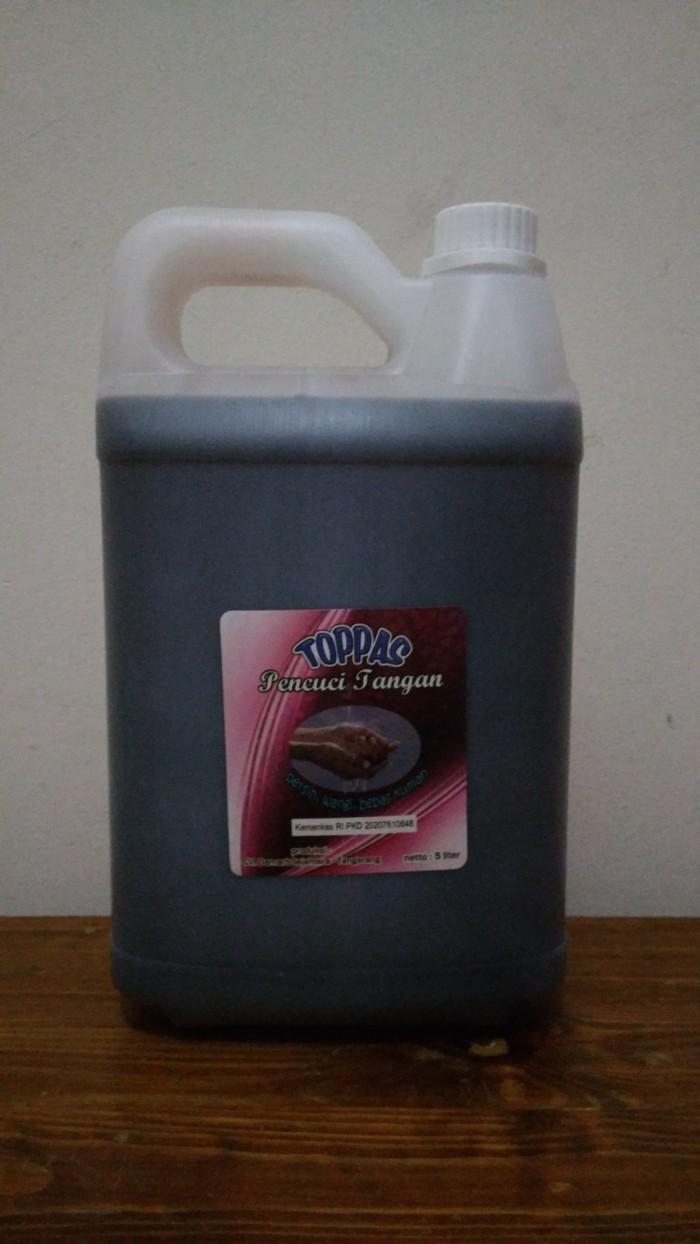harga Sabun cuci tangan handsoap wangi kopi 5 liter coffee warna coklat tua Tokopedia.com
