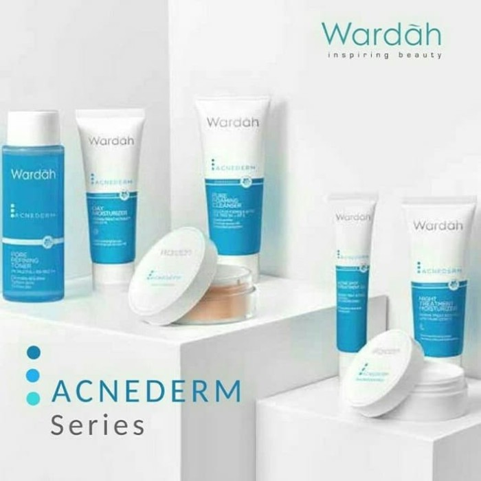 Katalog Acne Series Wardah Travelbon.com