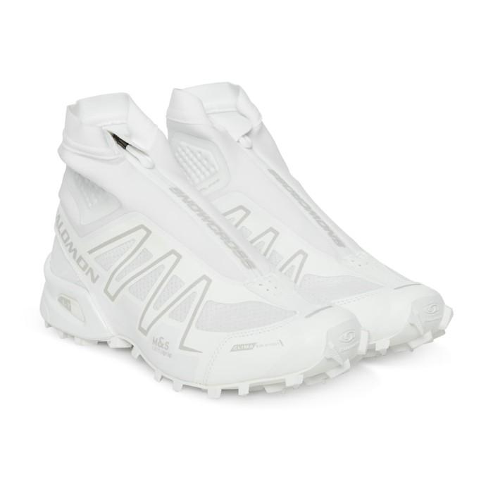 newest aeb58 9f190 Jual salomon Snowcross ADV LTD Sneakers White 406363-001 - Kota Bandung -  alpha twin | Tokopedia