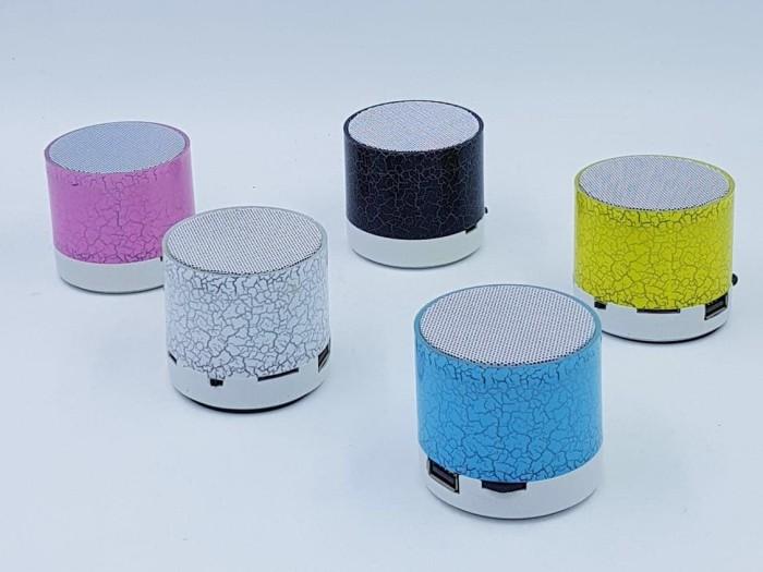 harga Speaker bluetooth portable mini led - mx - good quality Tokopedia.com