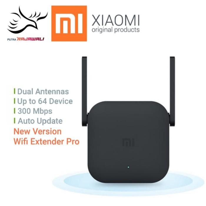 harga Xiaomi wifi extender pro signal booster 300mbps original Tokopedia.com