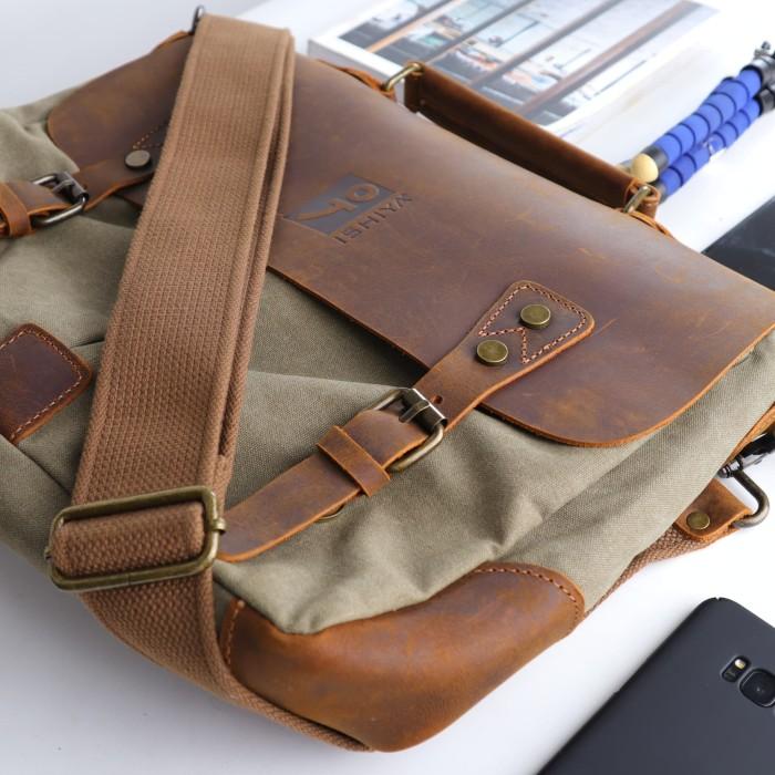 Tas Kerja Tas kantor pria+ t4 laptop (KULIT ASLI PREMIUM) -BIRMINGHAM- 1531e998d2