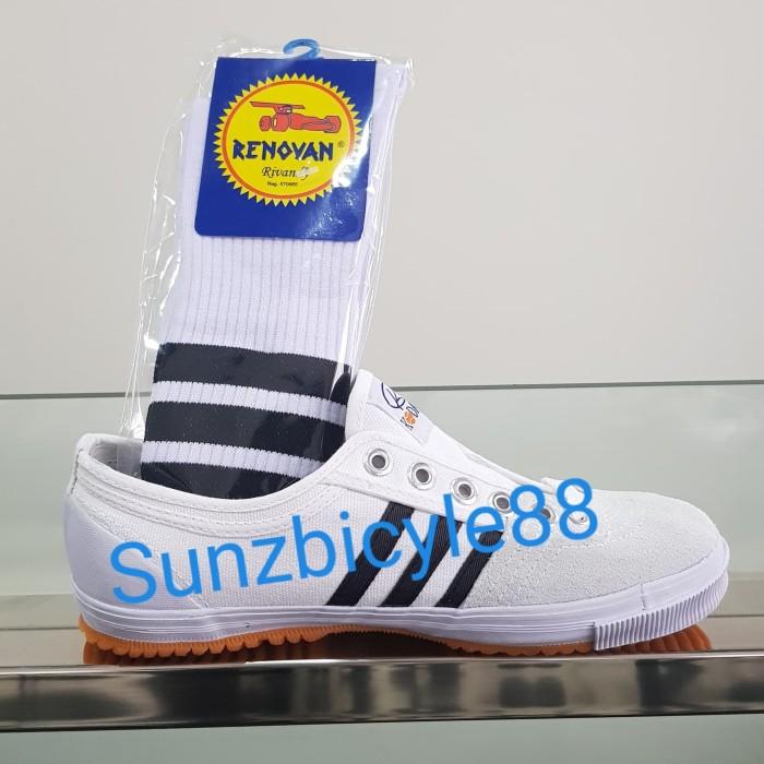 Foto Produk sepatu capung kodachi 8111 grey + kaos kaki dari SunZ Bicycle88